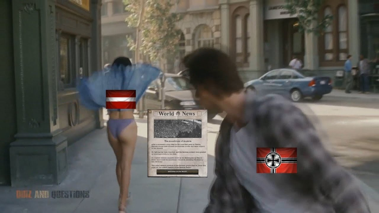 [HOI4] When You Play Third Reich for the First Time