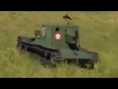 The Average War Thunder Player Vision