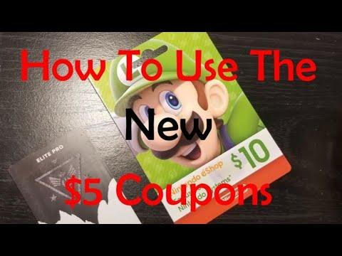 GameStop - New PowerUp Rewards Monthly Coupon