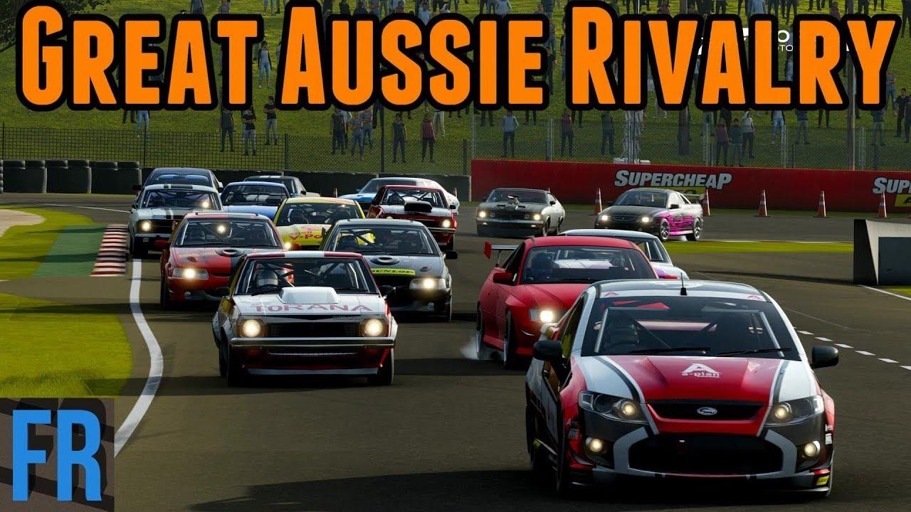 Great Aussie Rivalry - Forza Motorsport 7