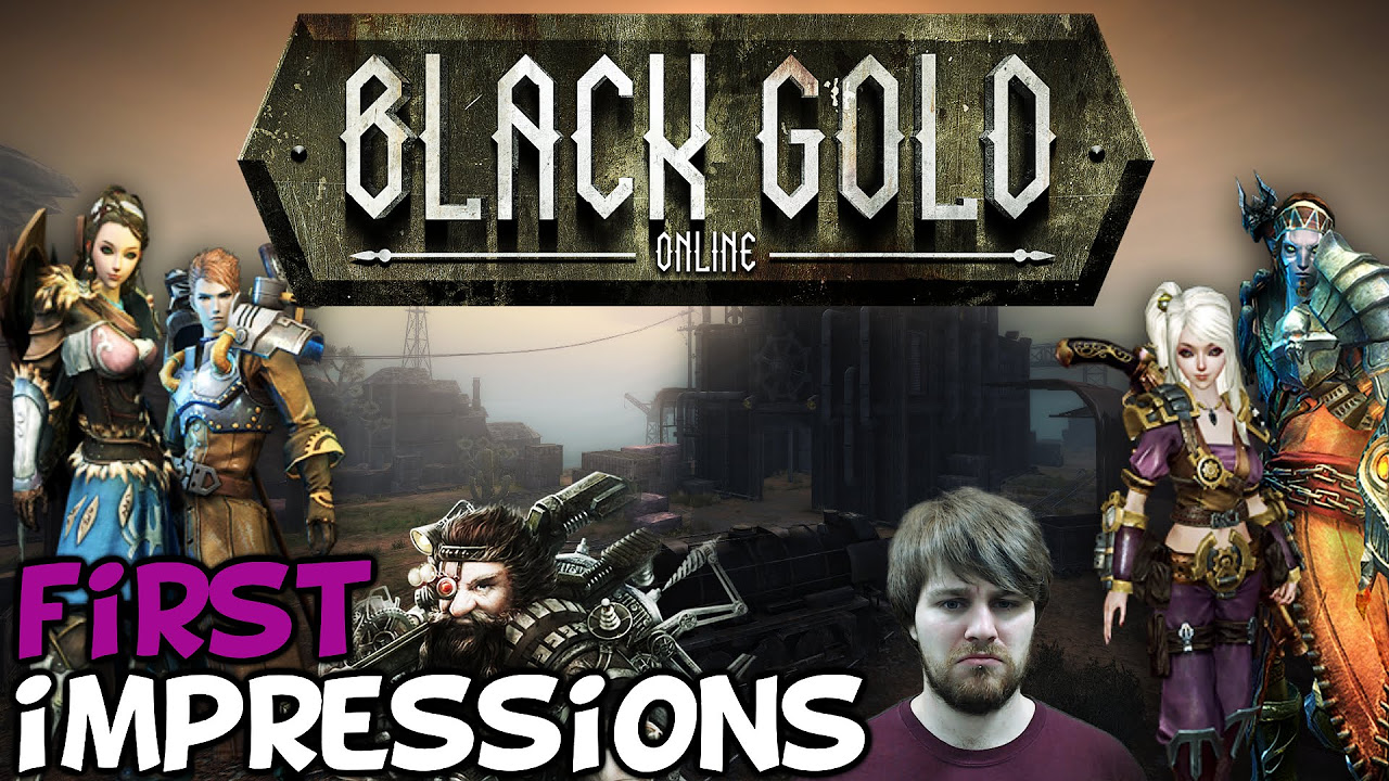 Black Gold Online First Impressions