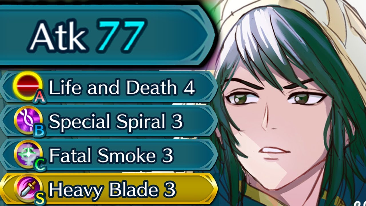 PLAYABLE FEH SUMMONER IS SO FUN TO USE!!