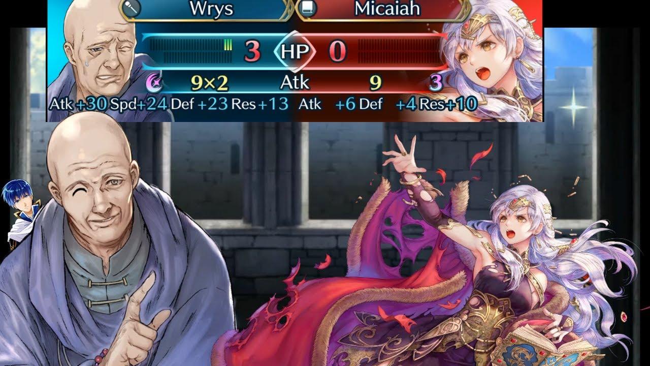 What Powercreep? Abyssal L!Micaiah Hero Battle - Fire Emblem Heroes