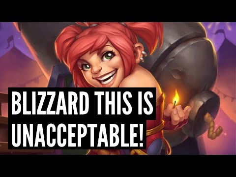 Blizzard NEEDS to do something about this now!