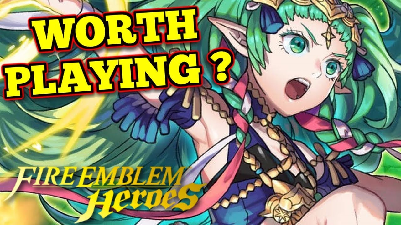 Welcome Back Experience : Fire Emblem Heroes
