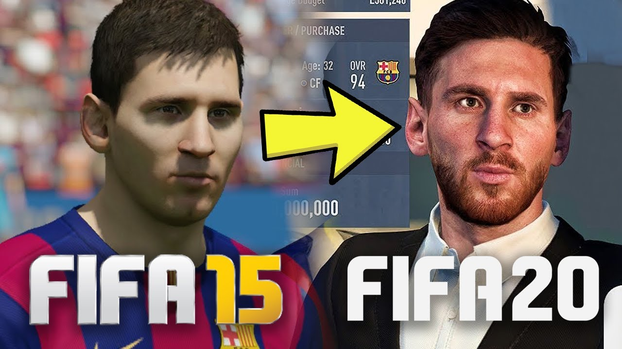 I Simulated 5 Years to 2020 in FIFA 15... here's what happened