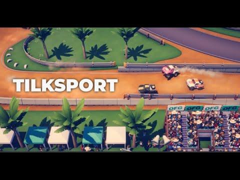 Circuit Superstars - V0.2 Update   New Track   Barrier Damage   Lobbies