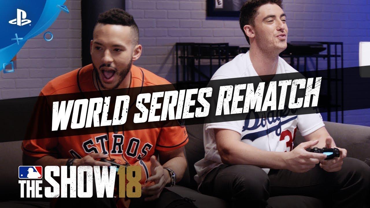 MLB The Show 18 - Settle It: Correa vs. Bellinger   PS4